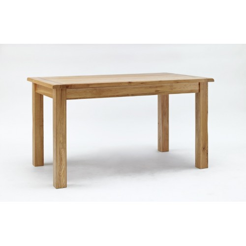 Westbury Oak Dining Table - 140 cm