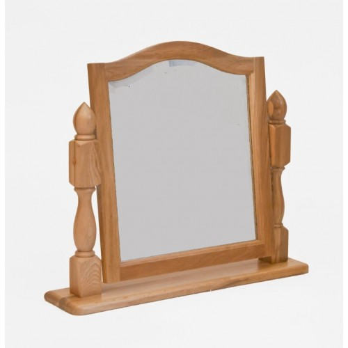 Westbury Oak Dressing Table Mirror
