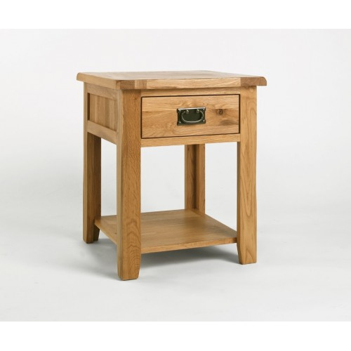 Westbury Oak Lamp Table