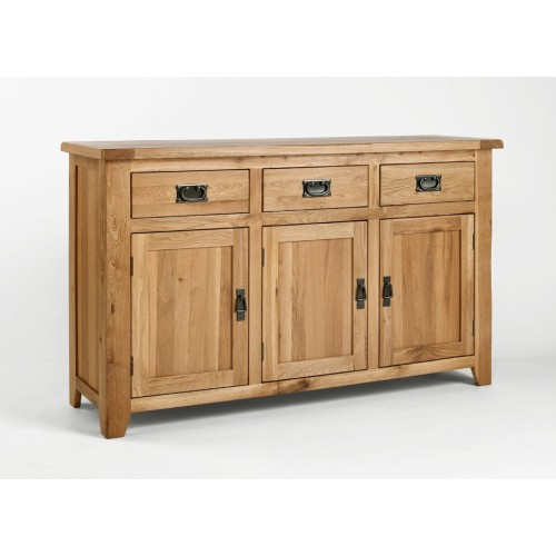 Westbury Oak Large Sideboard
