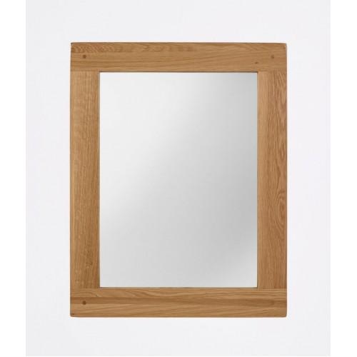 Westbury Oak Mirror - 76 cm x 60 cm