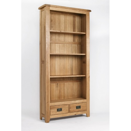 Westbury Oak Tall Bookcase