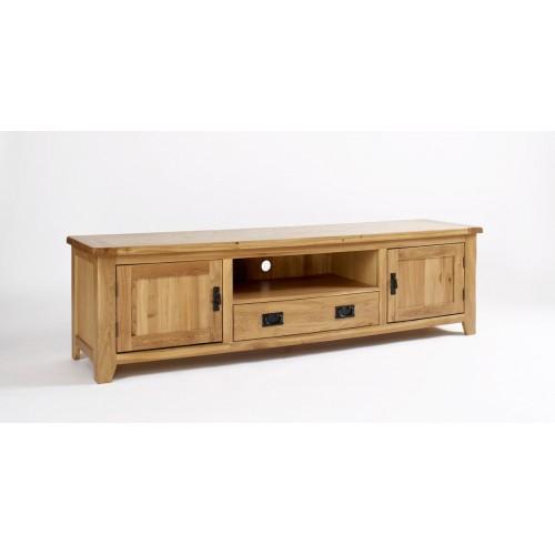 Westbury Oak Widescreen TV Cabinet