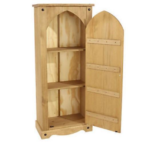 vestry cupboard corona premium waxed pine
