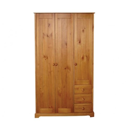 BALTIC 3 DOOR WARDROBE