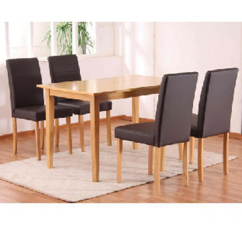 DELTA DINING SET (4 SEATER)