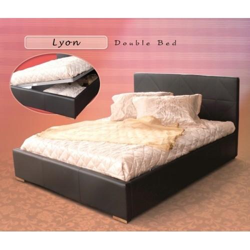 """LYON OTTOMAN BED 4'6"""""""