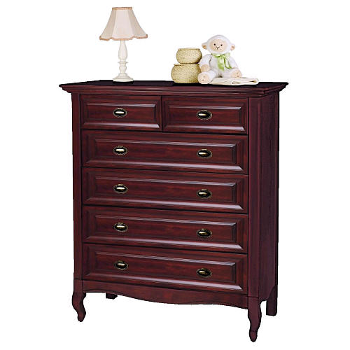 MAYFAIR 6 DRAWER DRESSER