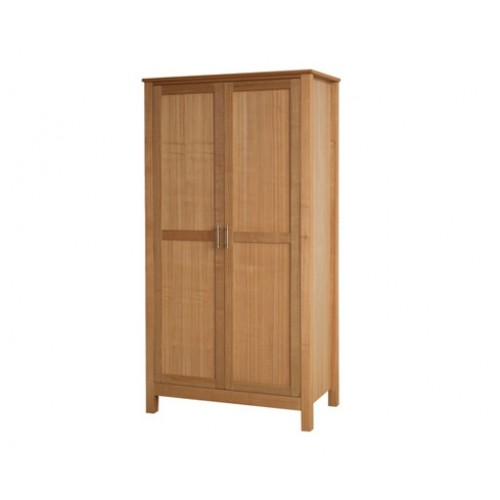 OAKRIDGE 2 DOOR WARDROBE