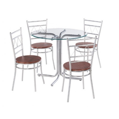 RENATA DINING SET (4 SEATER)
