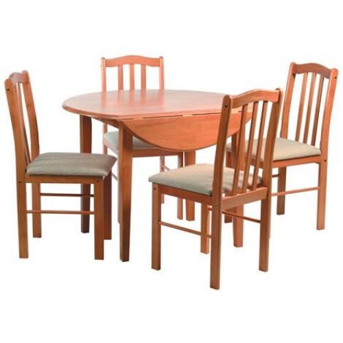 STOCKHOLM DINING SET (4 SEATER)