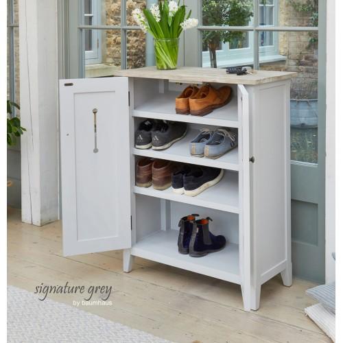 Signature Shoe Storage Cupboard