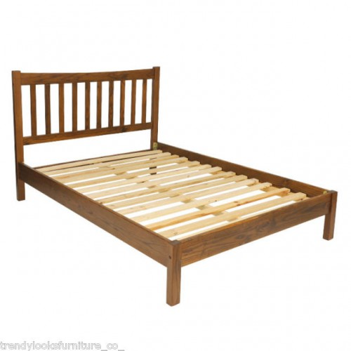 "4ft6"" Low End Bedstead Cambridge Handcrafted"