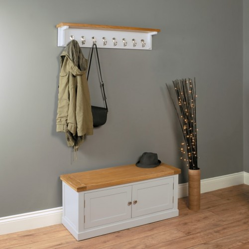 Chadwick Storage Bench