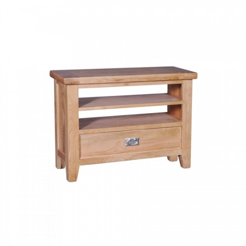Elegance Oak Small TV Unit