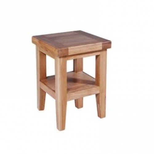 Elegance Oak Special Value Fix Top Dining Table (Sits 4) W1400xD800xH790mm