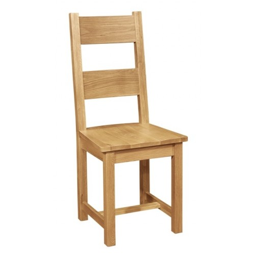 Provence Oak Dining Chair with Timber Seat