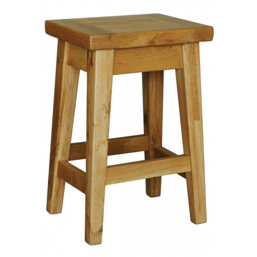 Provence Oak Kitchen Stool
