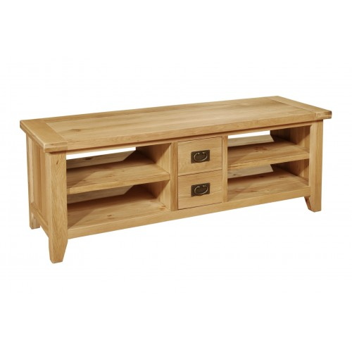 Provence Oak TV Video Cabinet