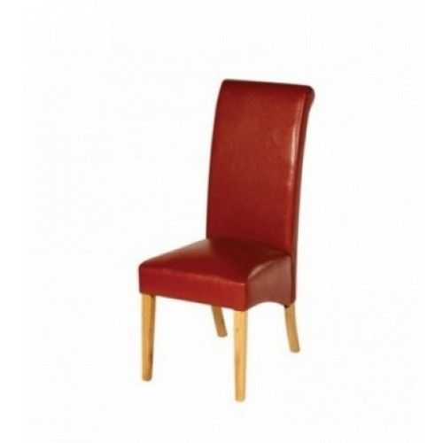 ROBRTO Dining Chair Red