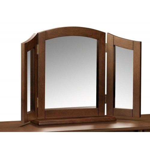 Minuet Triple Mirror Wenge Finish