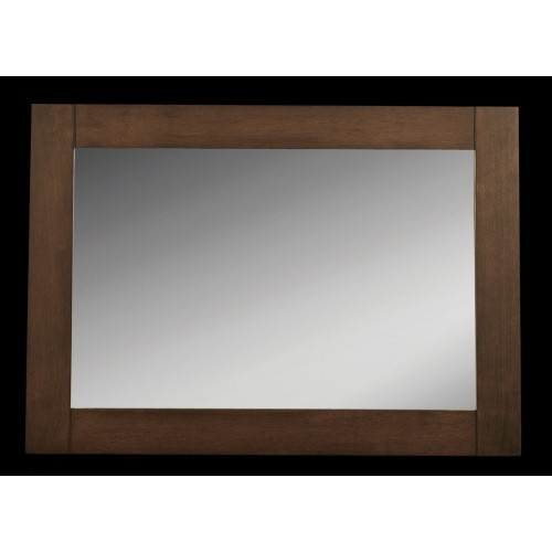 Santiago Mirror Wenge Finish