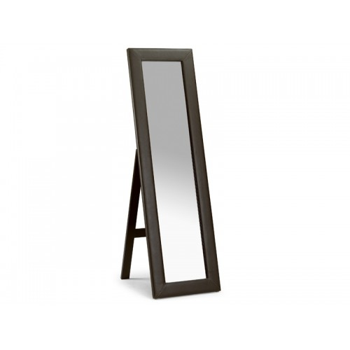 Vienna Cheval Mirror Upholstered