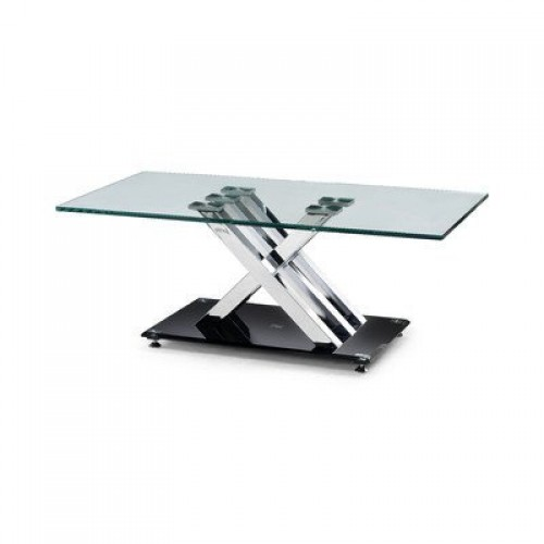 XFrame Glass Coffee Table