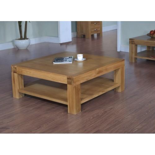 Coffee Table 1000mm x 1000mm Santana Blonde