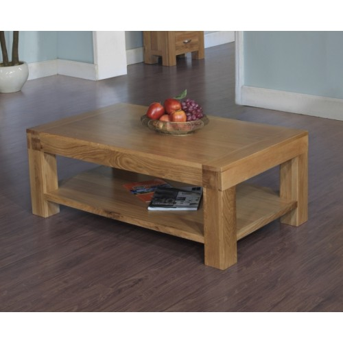 Coffee Table 1200mm x 700mm Satana Blonde