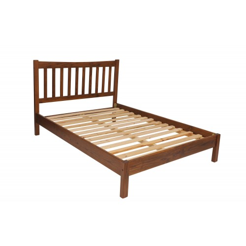 "4ft6"" Low End Bedstead Boston Handcrafted"