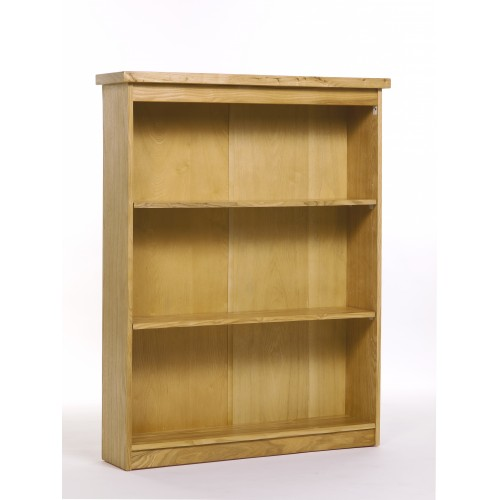 Low Wide Bookcase Hamilton