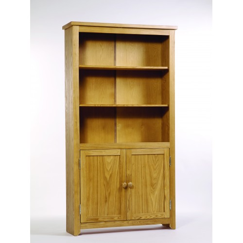 Tall Bookcase With Doors Hamilton