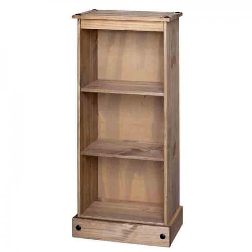 2 drawer bedside cabinet Corona Waxed Pine