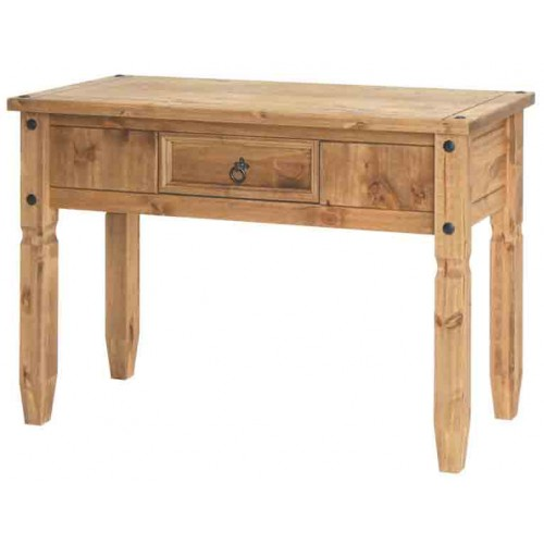 console table Corona Waxed Pine