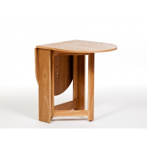 Oval Gateleg Dining Table Traditional