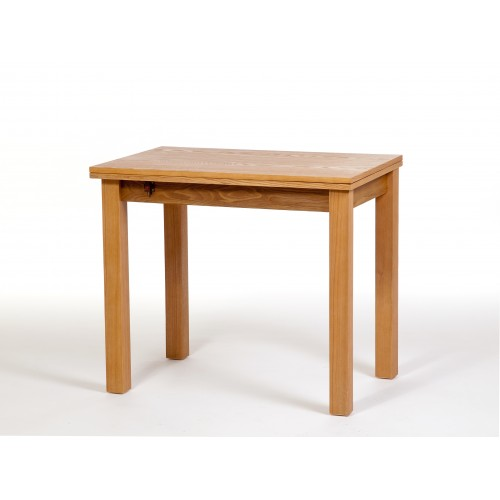 Sliding Top Dining Table Traditional