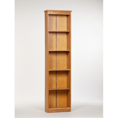 Tall Narrow Bookcase Traditional