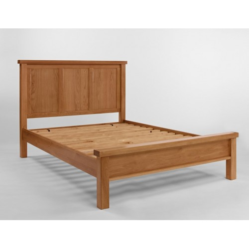 Devon Oak Double Bed
