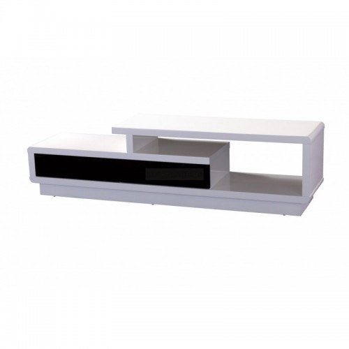 Abberly High Gloss TV Cabinet White