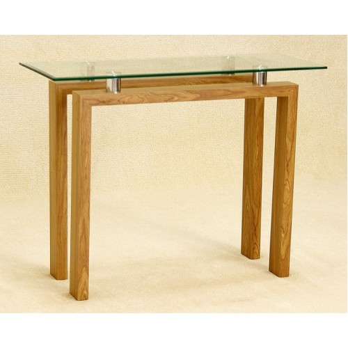 Adina Console Table Oak