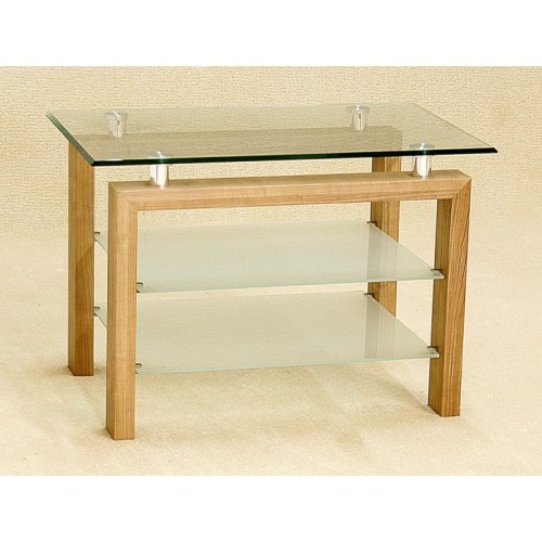 Adina TV Bench Oak