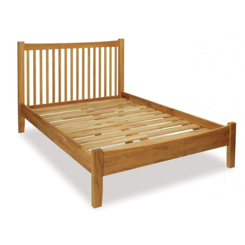 Hereford Oak Single Bed
