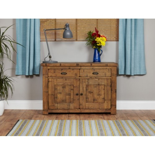 Heyford Rough Sawn Oak Small Sideboard