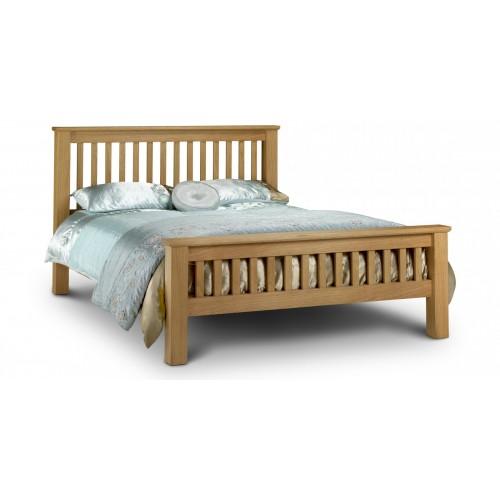 Amsterdam Oak Bed 180cm