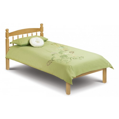 Pickwick Bed Pine 90cm Antique Finish