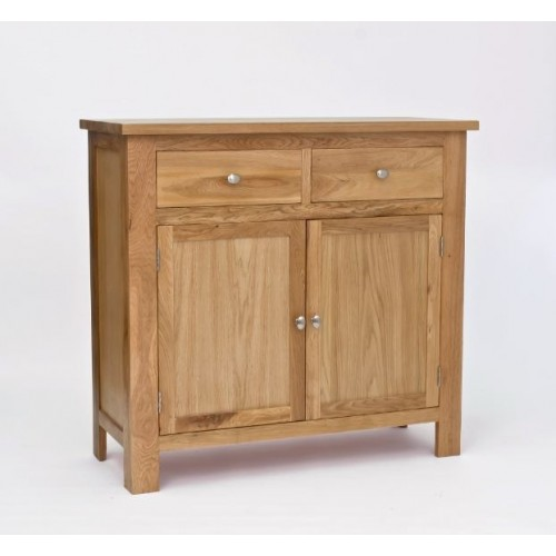 Lansdown Oak 2 Door 2 Drawer Sideboard
