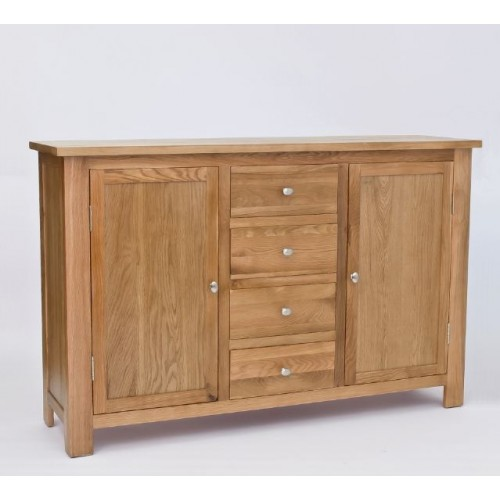 Lansdown Oak Large Sideboard