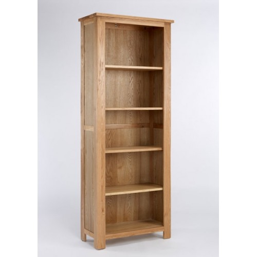 Lansdown Oak Tall Bookcase