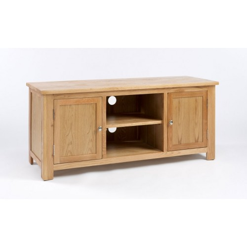 Lansdown Oak TV Unit